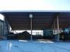 Die neue Pultdachhalle mit Photovoltaik aus dem Jahr 2010